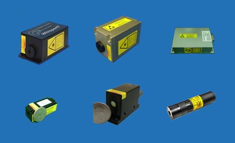 ロースペックル半導体レーザー