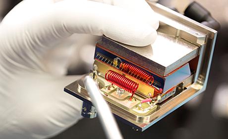 高品質超音波変調器・偏光器