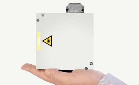 小型高出力Q-Switchナノ秒レーザー