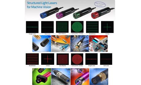 高品質小型半導体レーザー、LED