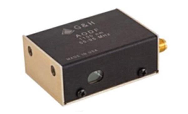 超音波光偏向器