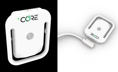 体内深部温度計  greenTEG   CORE(スマート体内深部温度測定センサー)
