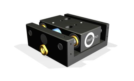 小型ピエゾステージ (サイズ:30mm×30mm~)(デモ機あり)