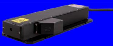縦モード単一/波長安定化/狭帯域/モードホップフリー  Azur  可視光域CWファイバーレーザー