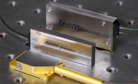 計測器/測定器 Teem Photonics 超小型高分解能干渉計(変位計・振動計)