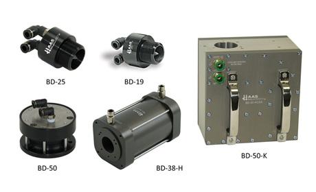 ビームダンパー HAAS Laser Technologies kWクラス対応ビームダンパー