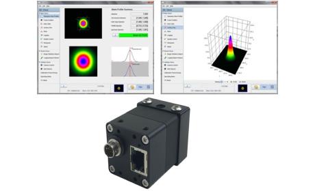ビームプロファイラー  HAAS Laser Technologies    ビームプロファイラー BA-CAM