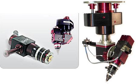 加工用レーザーヘッド HAAS Laser Technologies  加工プロセスヘッド