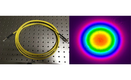 フォトニッククリスタルファイバー(超短パルス用)  GLOphotonics   パッチコード
