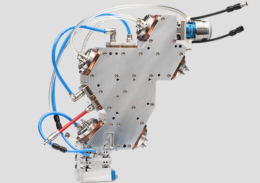 最先端光学デバイス Cailabs 溶接用ビームシェイパー