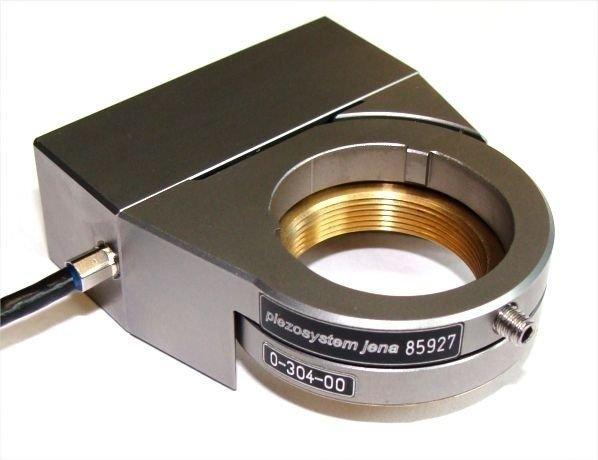 自動アクチュエーター  Piezosystem Jena 対物レンズ用アクチュエーター/フォーカシングポジショナー